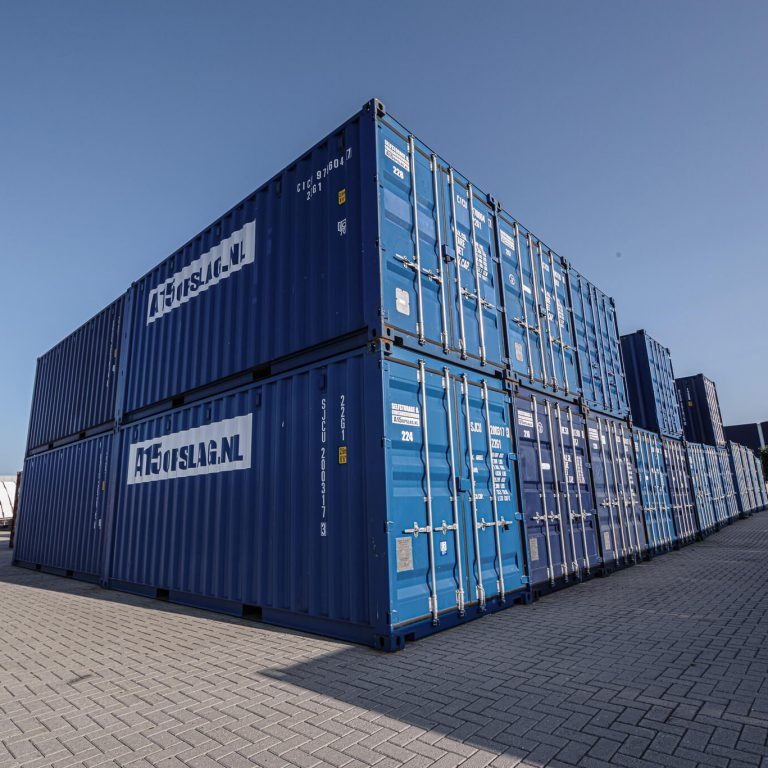 Self storage and container rental