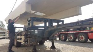 concrete blocks loading