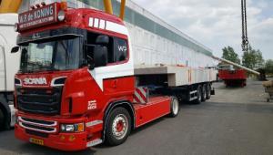 Transportation solutions Wp de Koning