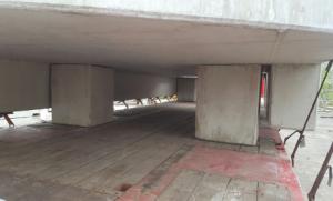 concrete blocks project interfracht