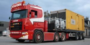 atlas copco rental transport